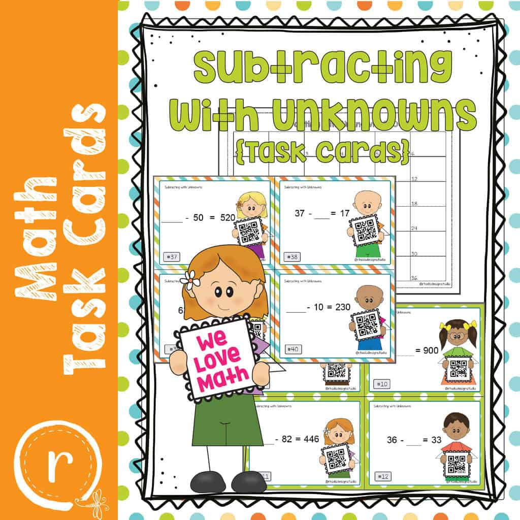 Teacher Resources and Clipart Rhoda Design Studio