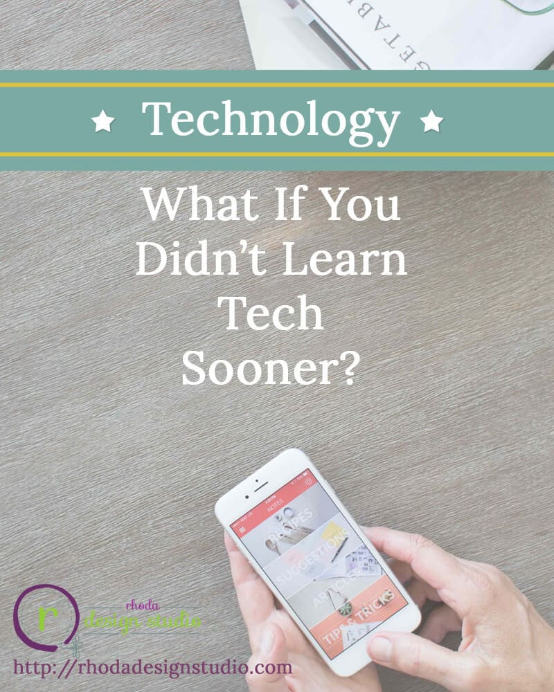 technology what to learn