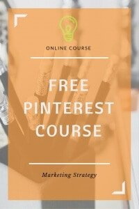 Looking for a course to teach you how to set up your account on Pinterest? Learn how to set your account up so you can market your website or product to your ideal audience. Click here!