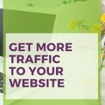 How do you get more traffic to your website. Read more on the blog.