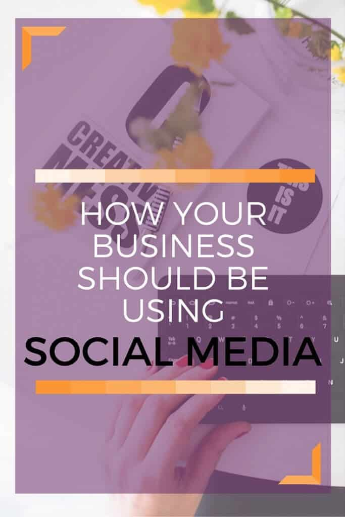 How your business should be using social media to target your audience and grow. Click to read more...