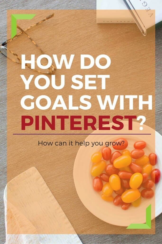 This isn't your typical goal setting or resolution for the new year. Read all about setting your New Year's Goals with Pinterest on the blog. http://rhodadesignstudio.com/blog