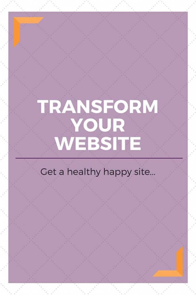 Transform you website. Make sure it is responsive and has a beautiful design.
