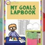 My Goals Lapbook for MAPs and Lexile