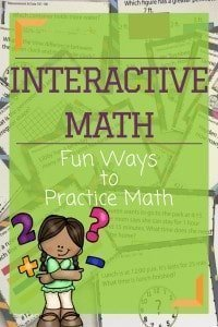 Create math blocks with time for interactive math practice to increase mathematical skills. Rhoda Design Studio