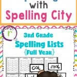 Spelling City for Differentiated Spelling