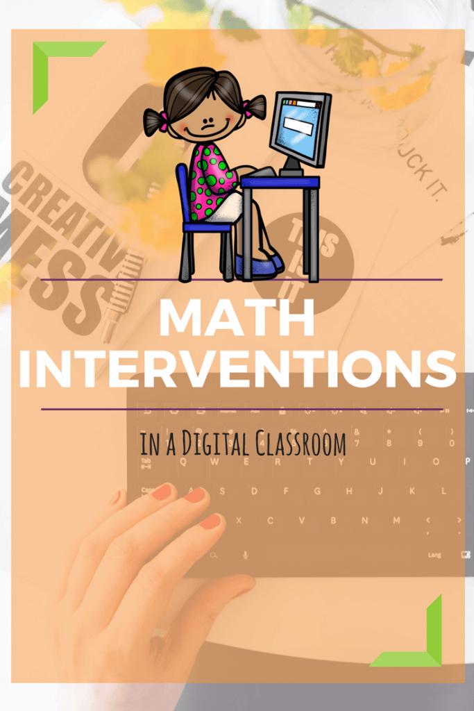 Digital Classroom. Google Classroom. Classroom Math Intervention Strategies for Elementary Teachers. Task card bundles. Rhoda Design Studio
