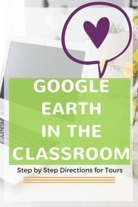 Creating a Google Earth Tour with Step by Step Directions