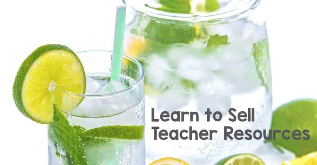 Learn to sell on Teachers Pay Teachers. Top Tips for New TpT Seller. Make money online as a teacher. Rhoda Design Studio