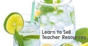 Learn to sell on Teachers Pay Teachers. Top Tips for New TpT Seller. Make money online as a teacher. Rhoda Design Studio