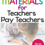 How to create materials for Teachers Pay Teachers. 10 tips to learn the first steps that will teach you how to make products for Teachers Pay Teachers and how to create worksheets. Learn the things you will need to make Teachers Pay Teachers products. All the things you need to start selling on Teachers Pay Teachers.