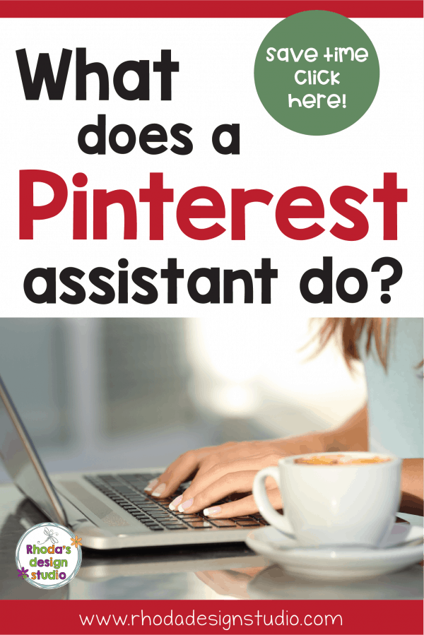 What Does a Pinterest Virtual Assistant Do? How can you increase traffic to your site or shop and generate more sales? Hire a Pinterest Virtual assistant to grow your income and generate more traffic. Rhoda Design Studio