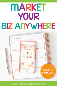 Market Your Site While You Get Your Hair Done. You always have your Smartphone with you. Use it to ramp up your side hustle.