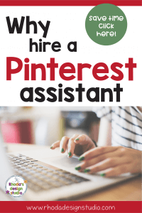 Why should you hire a Pinterest Virtual Assistant? Traffic helps grow your online business. Increase the sales of your teacher resources, get more views to your blog, or get more newsletter sign ups. Read the blog post to learn how they can help you grow your business and increase your traffic.
