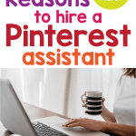 Hiring a virtual assistant will help your business to grow by generating traffic. What are your top 3 reasons to hire a Pinterest Virtual Assistant. Click the image to read more!