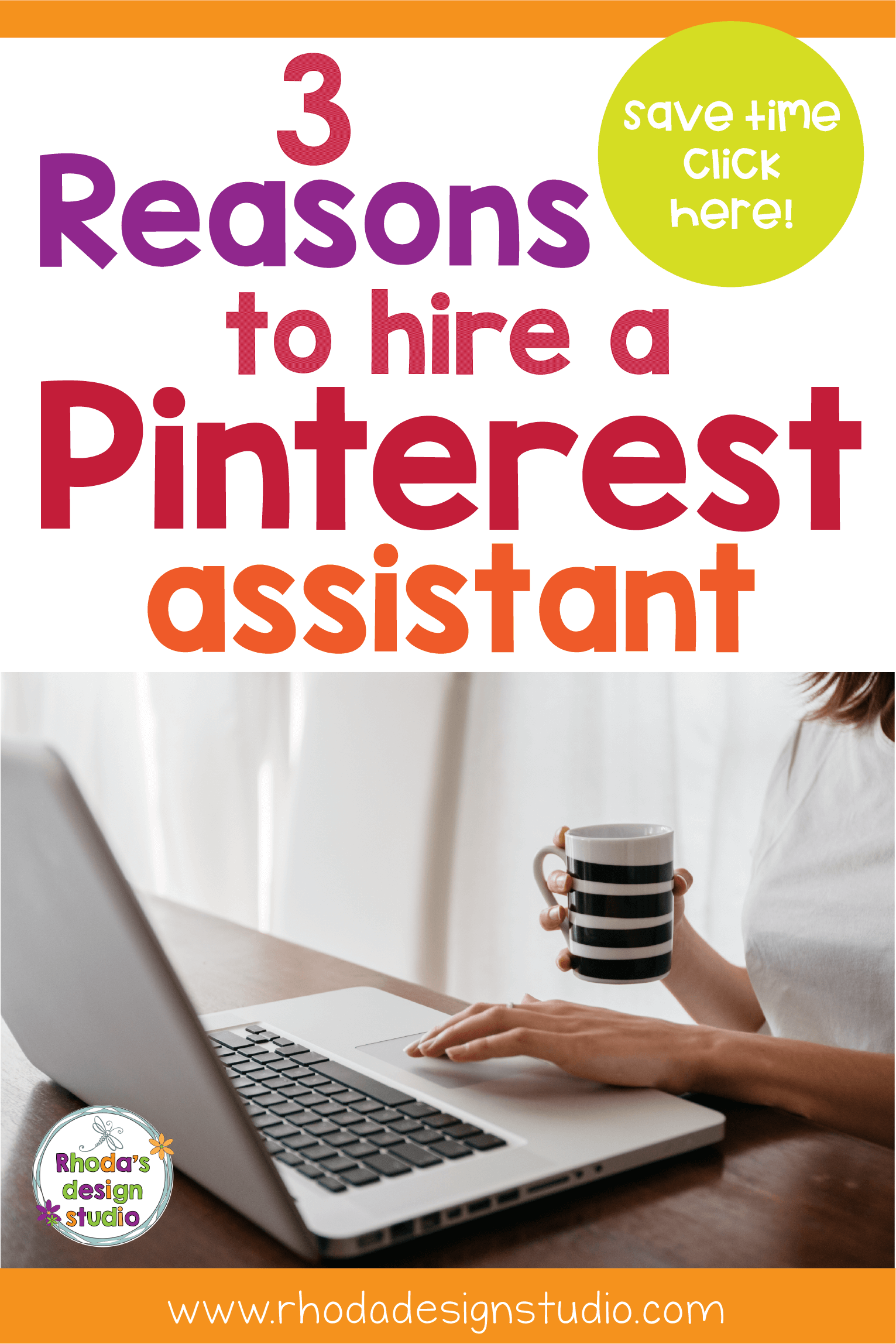 Hiring a Pinterest Virtual Assistant will help your business grow by increasing traffic. These top 3 reasons to hire a Pinterest Virtual Assistant will help you decide if a virtual assistant is right for you. Click the image to read more!