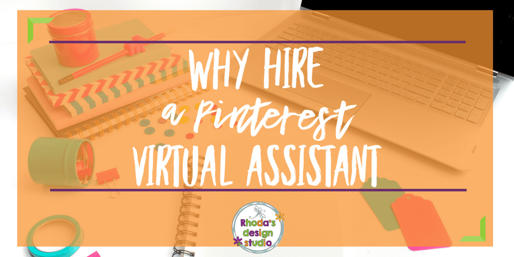 Why should you hire a Pinterest Virtual Assistant? Read the blog post to learn how they can help you grow your business.