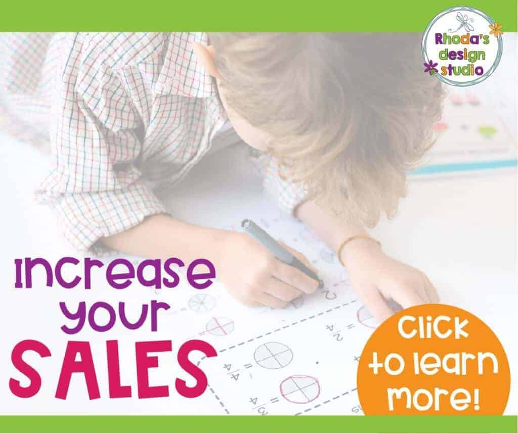 Increase your TPT sales online with these courses. Learn marketing strategies for your products on social media, Pinterest, and your blog. Tips and ideas to help your business grow. #rhodadesignstudio #teacherspayteachers