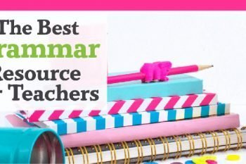 best grammar resources for teacher authors