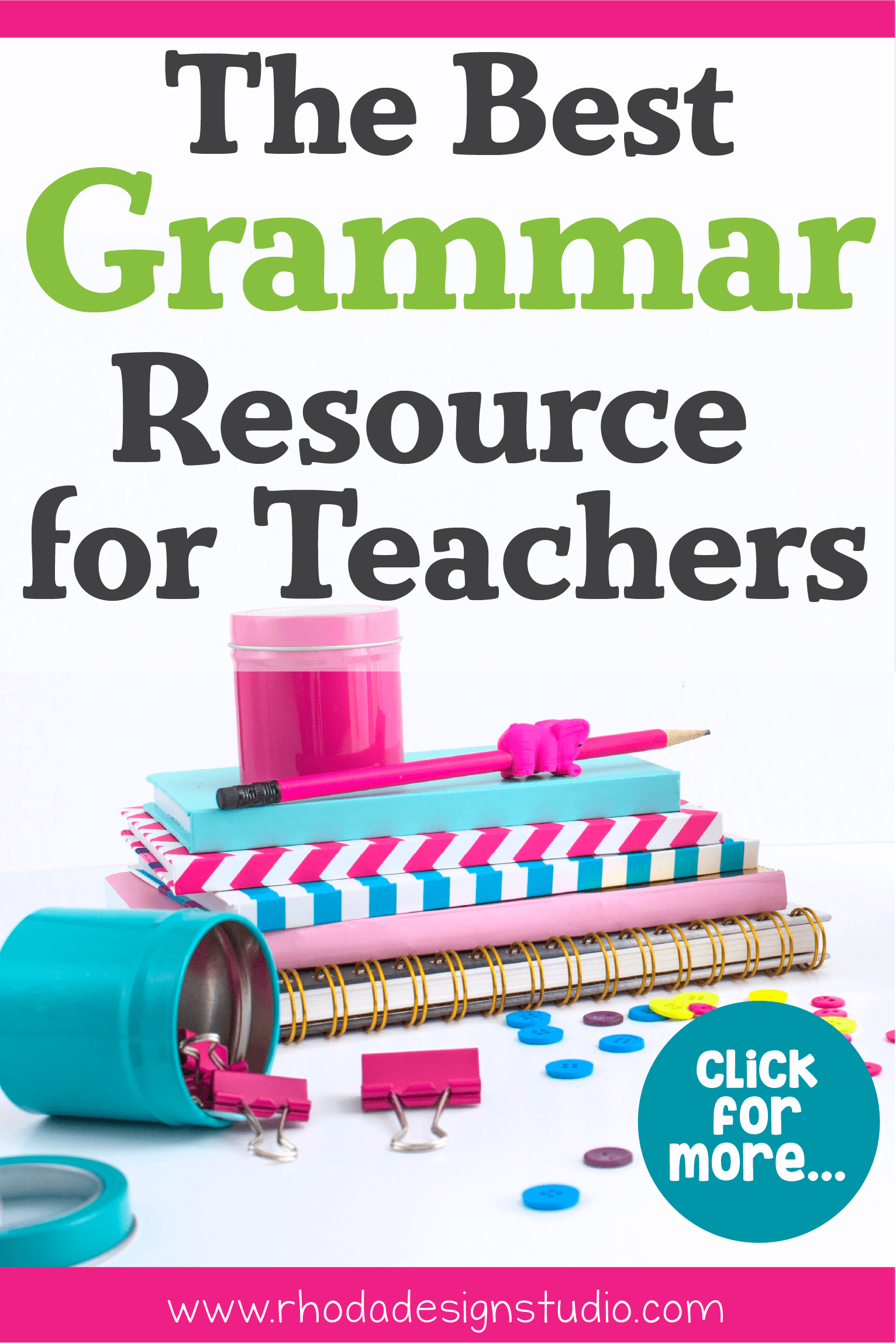 What is the best online grammar resource for teachers who create blog posts, online teaching materials, and want a grammar resource for their classrooms? Read the post to learn more.