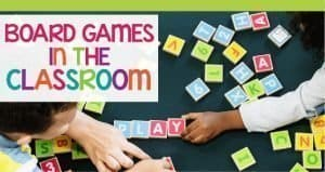how to use board games in the classroom for learning