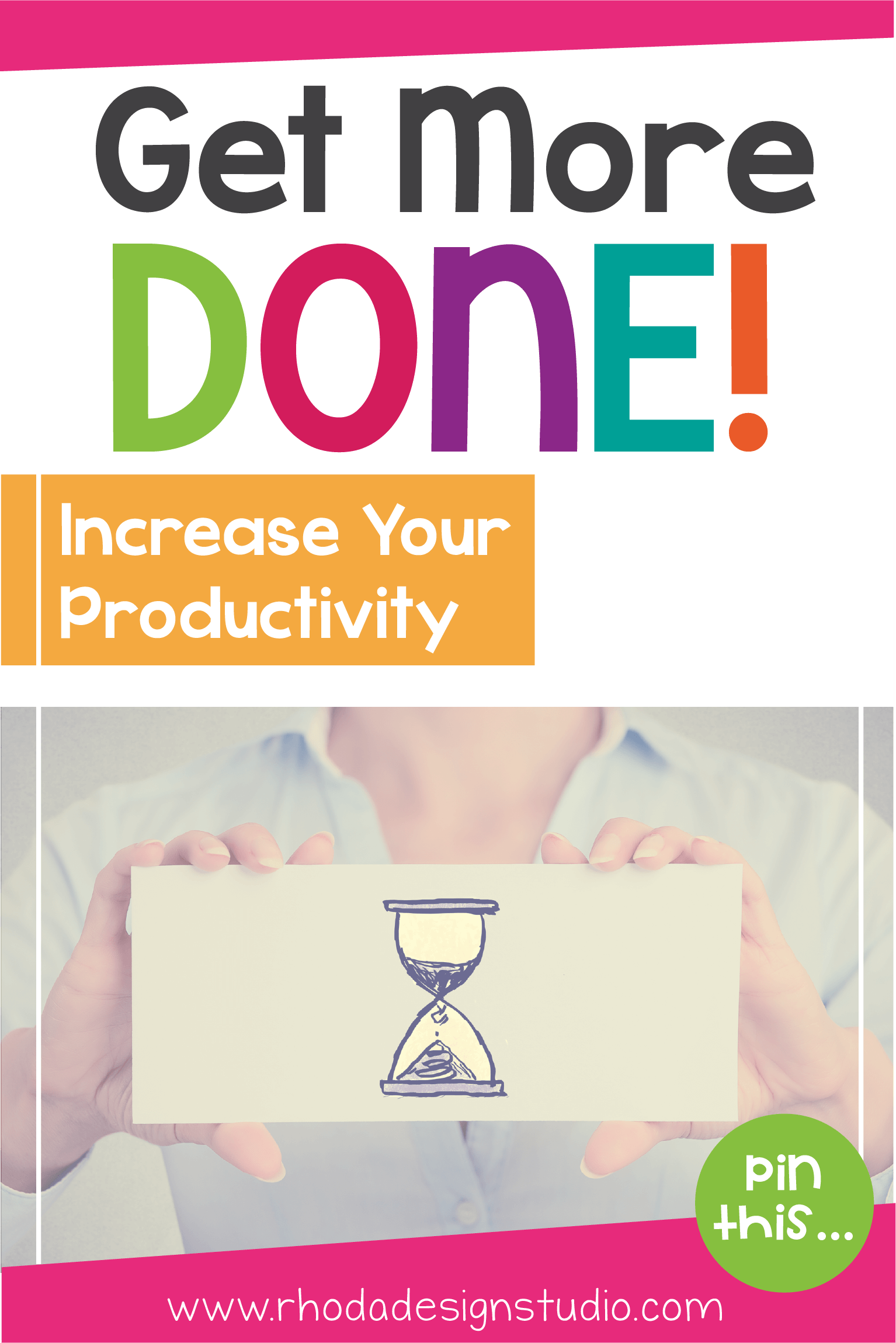 Increase your productivity and get more done in a day. Using the Pomodoro Technique you can focus on time management, getting tasks finished and increasing your focus. Use these tips at work, at home, and as a college student.