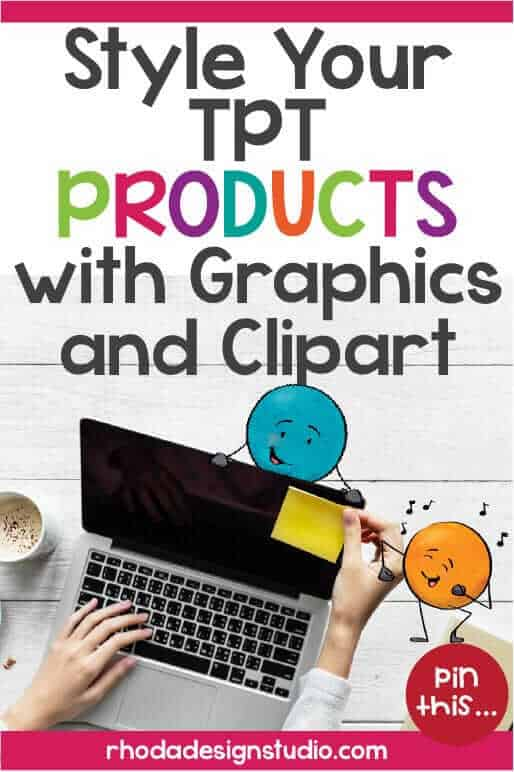 Find cute graphics and fonts for your Teachers Pay Teachers Products. Learn how to find the best clipart with this blog post.