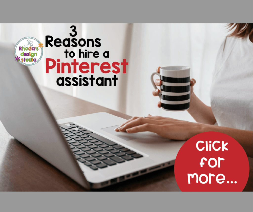 What are your top 3 reasons to hire a Pinterest Virtual Assistant. Hiring a virtual assistant will help your business to grow and thrive by generating traffic. Click the image to read more!
