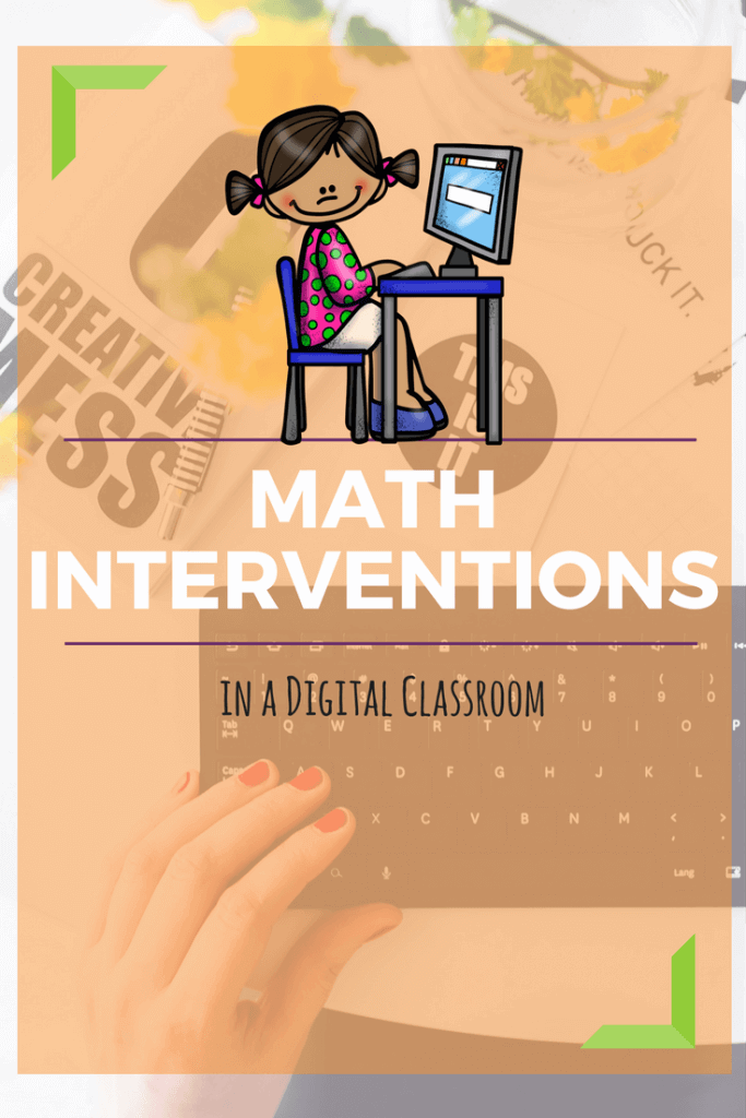 Digital Classroom. Google Classroom. Classroom Math Intervention Strategies for Elementary Teachers. Task card bundles. Rhoda Design Studio