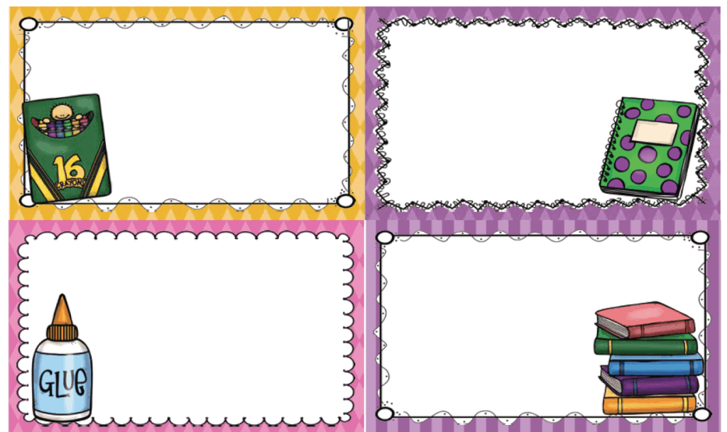 24 colorful name tags and password cards. Print as many website cards as needed to keep track of your students user names and passwords. Great for sites like MobyMax, Wonders student area, NWEA Skills Navigator, and more! Saving passwords.