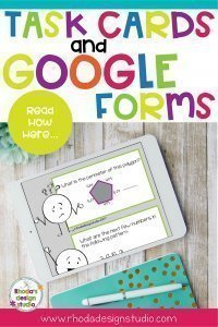 Google Forms in the classroom is a great way for teachers to save time in an elementary classroom. You can use them with an iPad or Chromebook. Use them for Data Collection, Exit Tickets, Quizzes and more.