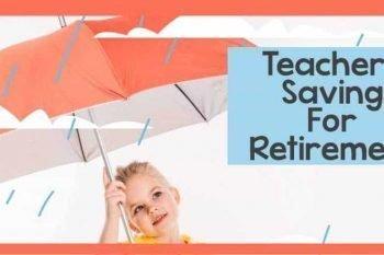 Teachers Saving For Retirement