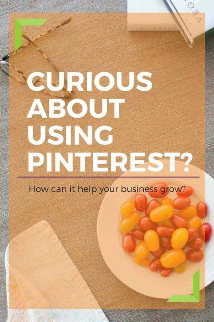 Using Pinterest for your business marketing doesn't have to be hard. Read more on the blog.