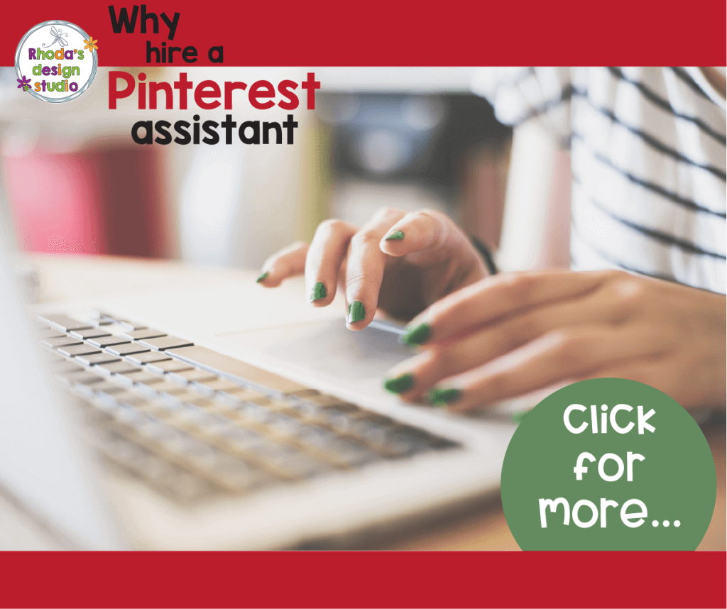Why should you hire a Pinterest Virtual Assistant? Read the blog post to learn how they can help you grow your business and increase traffic.