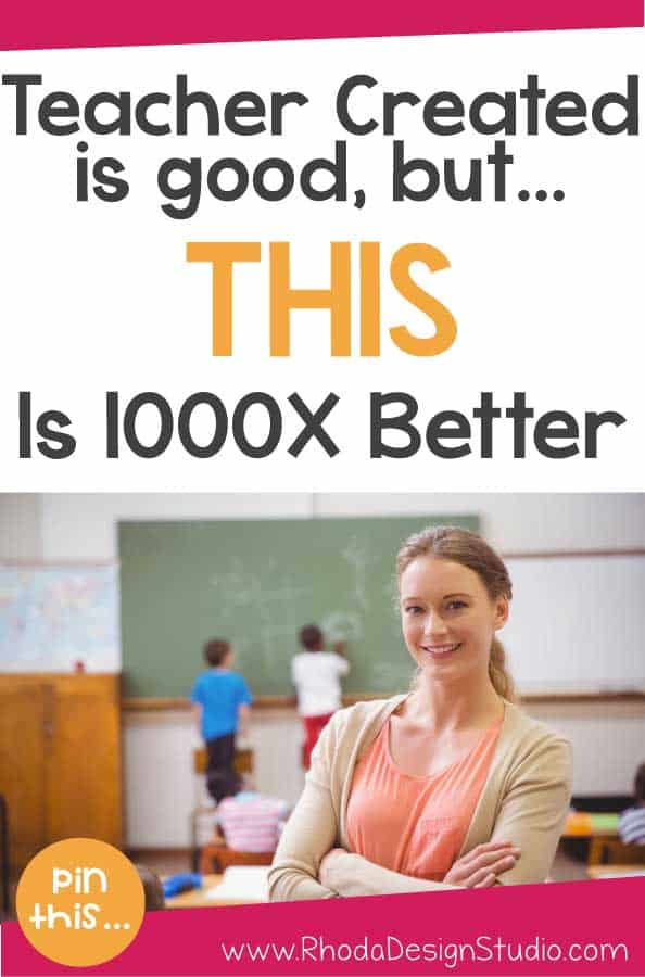 Teacher Created Resources is good, but this site is 1000x better and offers better quality lessons.