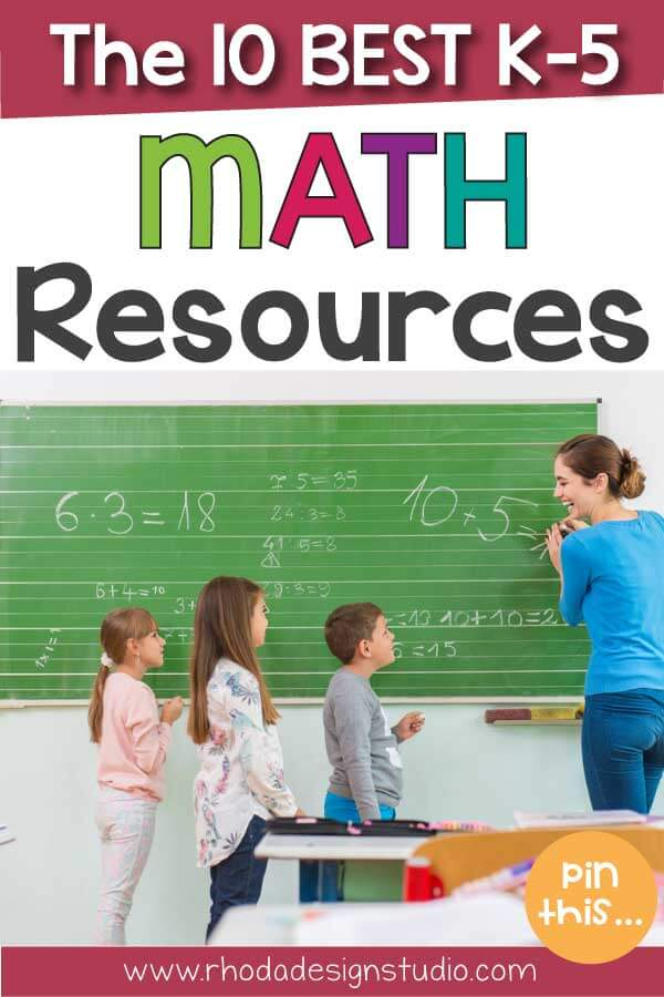 10 Super K-5 Math Lessons You Absolutely Must Have