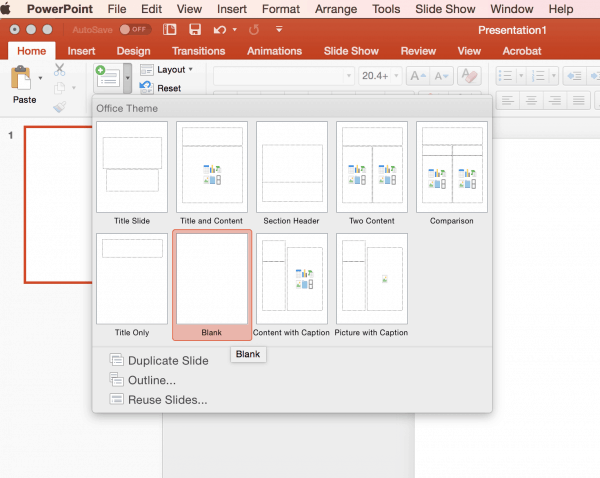 Create blank pages in PowerPoint to make worksheets on. Make math worksheets that you can use with your students or sell online. Worksheet printables are a great way to differentiate assessments for your classroom and they are easy to make!