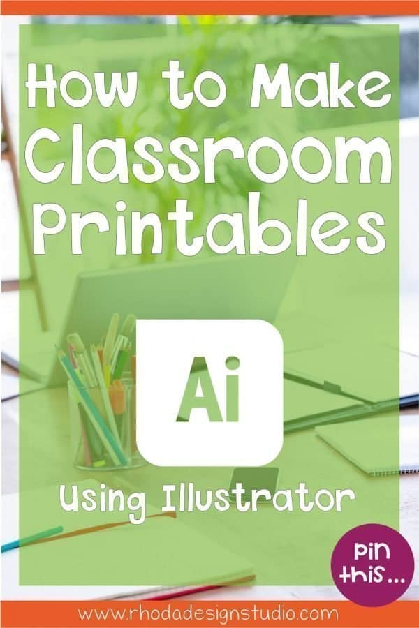 Learn to make worksheets for your classroom. It's easy to create printables that you can use over and over or share with your team teachers. Design printables that help your students learn and sell them on Teachers Pay Teachers.