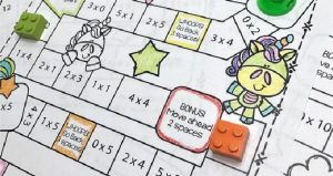 free multiplication games