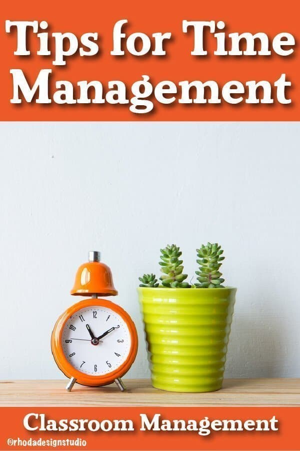 Time management tips for teachers. How do you juggle all your tasks and priorities in a day. Learn how other teachers use time management in their classrooms.