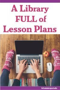 Access a whole library of lesson plans for busy teachers that includes math worksheets, science for kids, and teaching resources to save you time!