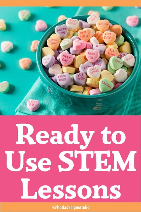A collection of Valentines Day Crafts for science lessons. Use these lesson plans for science, math, engineering, or technology lessons during February. Your kids will be so excited.