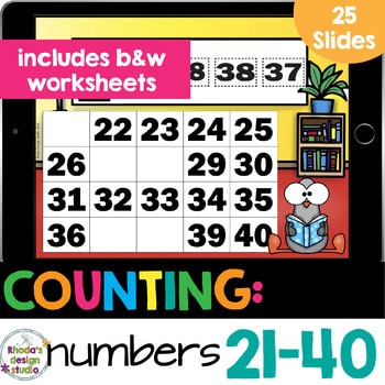 number-chart-21-40