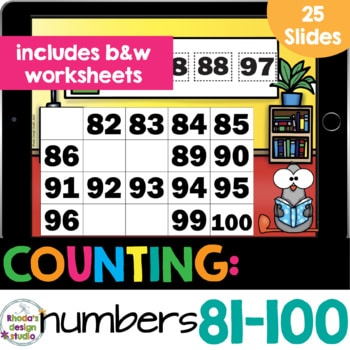 number-chart-81-100